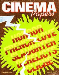 chambre am icaine ado cinema papers december 1984 by uow library issuu