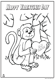 valentine coloring pages 06