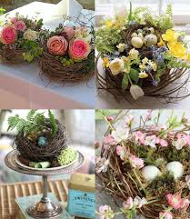 unique bird nest rustic wedding centerpieces ideas u2013 weddceremony com