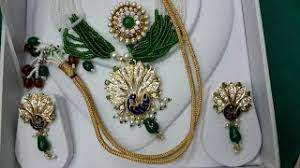 rajputi earrings rajputi new kundan jewellery designs rajputi jawellery designs new