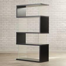 Modern White Bookcases by Bookshelves Bookcases Wayfair Julius 36 Standard Bookcase Loversiq