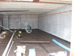 new build basement waterproofing leicestershire