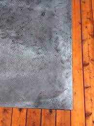 Zinc Table Top How To Make A Diy Outdoor Zinc Table Before And After Brookside