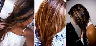 idears for brown hair with blond highlights brown hair with blonde and red highlights