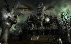 halloween computer backgrounds free wallpaper cave