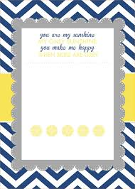 4 baby shower invitation templates for word outline templates