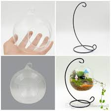 with stent micro landscape hang terrarium glass fish tank globe