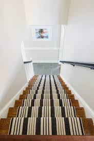 How To Install A Stair Banister How To Install A Stair Runner Young House Love