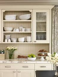 Open Kitchen Shelves Instead Of Cabinets Best 25 Bead Board Cabinets Ideas Only On Pinterest Country