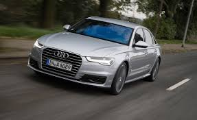 audi a6 what car 2016 audi a6 drive review car and driver