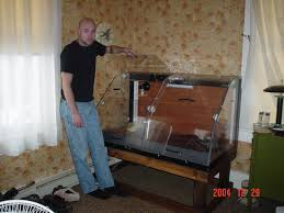 Plans Com How To Build Enclosures For Reptiles Custom Snake Cages