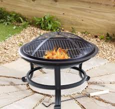 Firepit Bbq Bbq Outdoor Firepit Heater Mosaic Garden Table Patio Stove