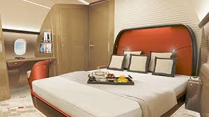Private Plane Bedroom Boeing Boeing Business Jets