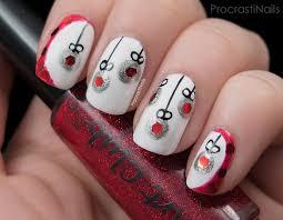 12 days of nail glitter ornaments procrastinails