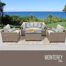 Wicker Patio Conversation Sets Best 25 Patio Furniture Sets Ideas On Pinterest Sectional Patio