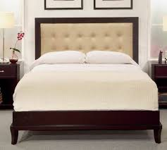 headboard for king size bed padded contemporary yet cheap