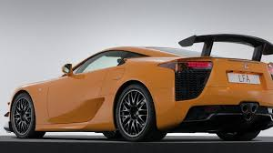 lexus lfa wallpaper yellow lexus lfa nürburgring edition revs its engine video