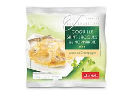 comment cuisiner les coquilles st jacques congel馥s coquille st jacques de normandie noix 50 surgelé gamme