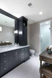 cost to paint kitchen and bathroom cabinets cabinet paint color is benjamin 1624 westcott navy