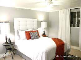 How To Make Your Own Fabric Headboard by Thrifty And Chic Diy Projects And Home Decor