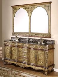 Bathroom Vanity Chest by 73 Inch Midland Vanity Old World Vanity Charming Bathroom Vanity