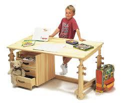 Schreibtisch Kinder Der Höhenverstellbare Kinderschreibtisch Woodpecker