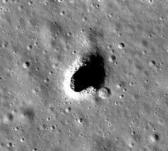 human habitat located on the moon