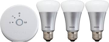 philips hue starter kit with bridge smart bulb price in india