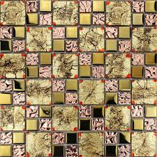 Kitchen Wall Tile Design by 29 Best Crystal Glass Tiles Images On Pinterest Glass Mosaic