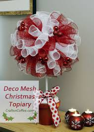 deco mesh ideas giveaways crafts n coffee