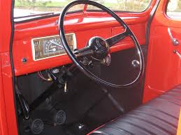 Ford Truck Interior 1947 Ford F 1 Pickup 70925