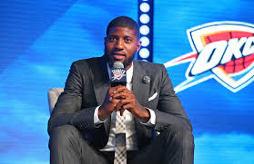 okc monster truck show paul george and the thunder get a second chance si com