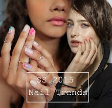 summer nail color trends 2014 spring summer 2015 nail trends fashionisers