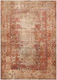 antique shabby chic deccan indian rug 42106 nazmiyal