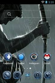 home themes for android wolverine theme for android phone http androidlooks theme