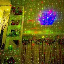 Christmas Decorations Outdoor Projection by 2016 Style Shower Laser Lights Star Holiday Outdoor Projector