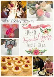 Our Speed Friendshipping Party was so fun   a great way to get to know each