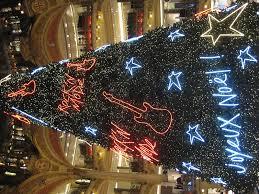 rock n roll christmas tree home design ideas