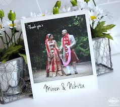 indian wedding thank you card http www wedfest co book theme