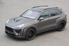 Porsche Cayenne Coupe - fab design porsche cayenne ii