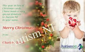 donation christmas cards christmas lights decoration