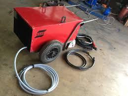 esab lhf 800 air arc gouging machine