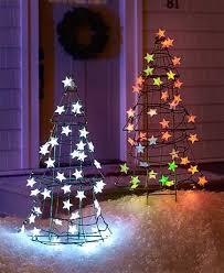 solar christmas tree lights solar christmas tree yard stakes ltd commodities