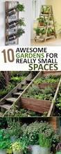 really small garden ideas