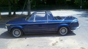 bmw 2002 baur cabriolet no reserve 1974 bmw 2002 karosserie baur targa conversion german