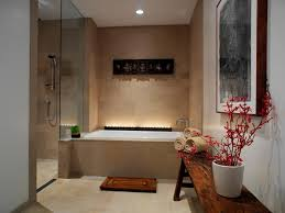 spa bathroom design ideas spa inspired master bathrooms hgtv