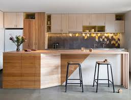 Tile In The Kitchen - 11 trendy ideas that bring gray and yellow to the kitchen