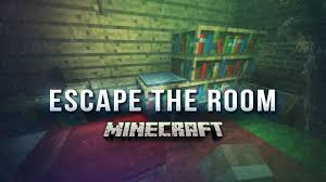minecraft escape the room custom maps youtube