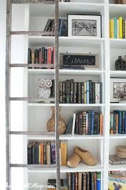 library chair ladder plans free library ladder hardware diy folding library ladder plans ikea billy bookcase