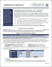 Sample Resume Of Ceo by 90 Best Resume Examples Images On Pinterest Resume Examples